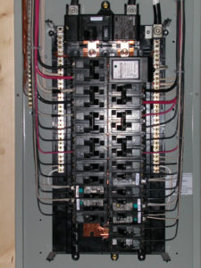 electrical panel boxes replaced south jersey camden county rh cobaltelectricnj com how to wire a electric panel box wiring panel box diagram