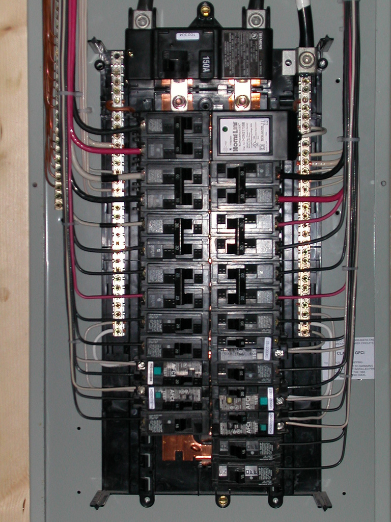 Electrical Panel Boxes Replaced South JerseyCamden County